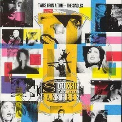 Siouxsie And The Banshees : Twice Upon A Time/The Singles CD (1995) Great Value • 2.94£