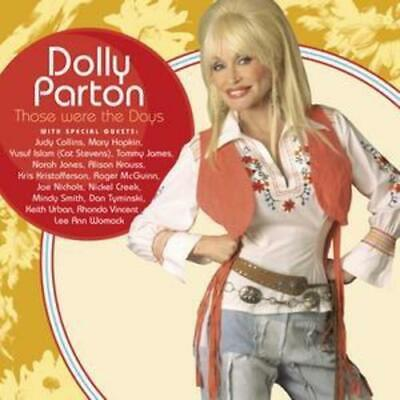 £2.33 • Buy Dolly Parton : Those Were The Days CD (2006) Incredible Value And Free Shipping!
