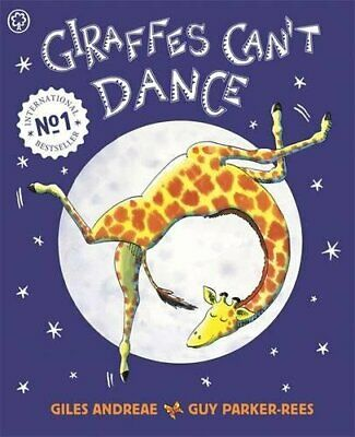 Giraffes Can't Dance By Andreae, Giles Paperback Book The Cheap Fast Free Post • 4.49£