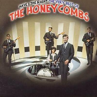 The Honeycombs : Have I The Right: The Very Best Of The Honeycombs CD (2002) • 3.99£