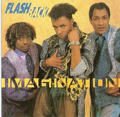Imagination : Flashback CD Value Guaranteed From EBay's Biggest Seller! • 2.79£