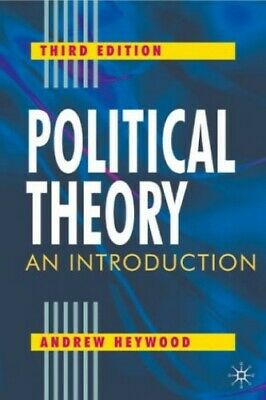 £3.99 • Buy Political Theory: An Introduction By Heywood, Andrew Paperback Book The Cheap