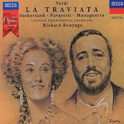 Jonathan Summers : La Traviata CD 2 Discs (1991) Expertly Refurbished Product • 4.22£