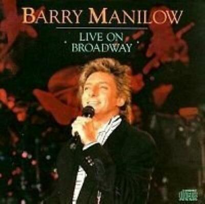 £2.47 • Buy Barry Manilow : Manilow Live On Broadway CD Incredible Value And Free Shipping!