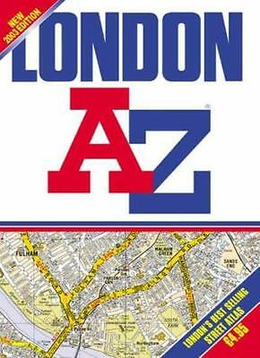£1.90 • Buy A-Z London (Galapagos Traveler's Guide) By Geographers' A-Z Map Company