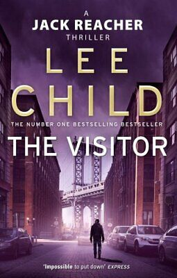 The Visitor: (Jack Reacher 4) By Child, Lee Paperback Book The Cheap Fast Free • 4.43£