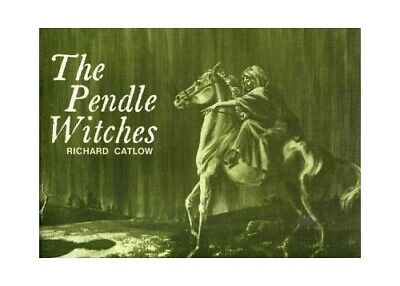 The Pendle Witches By Catlow, Richard Paperback Book The Cheap Fast Free Post • 8.99£
