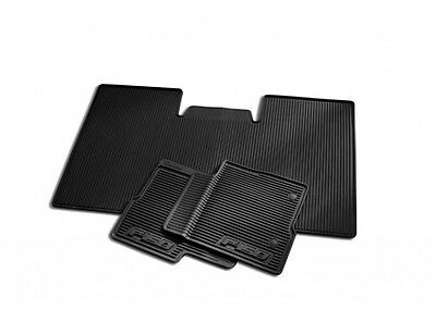 2010 2011 2012 2013 2014  Ford F150  Super Crew All Weather Floor Mats W/o Sub • 100.83$