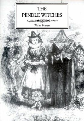 The Pendle Witches By Bennett, Walter Paperback Book The Cheap Fast Free Post • 8.49£