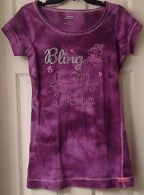 Walt Disney World Resort, Night Gown, Bling Is My Thing, Mini Mouse,purple,M,EUC • 18.73£