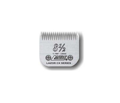 Laube CX Steel Dog Grooming Clipper Blade #8 1/2 Fits Standard Andis, Oster,Wahl • 31.99$
