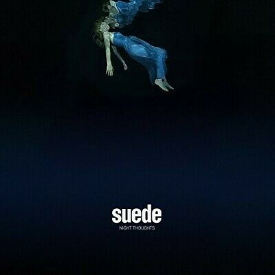 Suede : Night Thoughts CD (2016) Value Guaranteed From EBay's Biggest Seller! • 4.94£