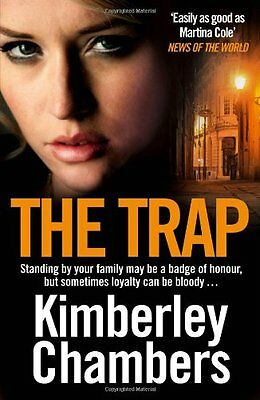 £3.10 • Buy The Trap By Kimberley Chambers