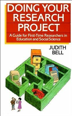 £2.14 • Buy Doing Your Research Project: A Guide For First-time Researchers .9780335159871