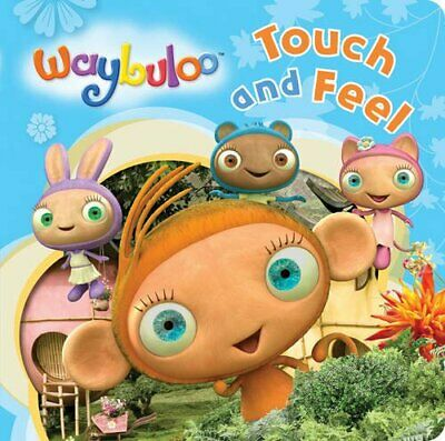 £3.29 • Buy Waybuloo Touch And Feel (Touch & Feel) Board Book Book The Cheap Fast Free Post