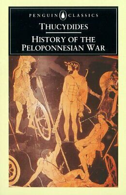£3.99 • Buy The History Of The Peloponnesian War  (Classics) By Thucydides Paperback Book