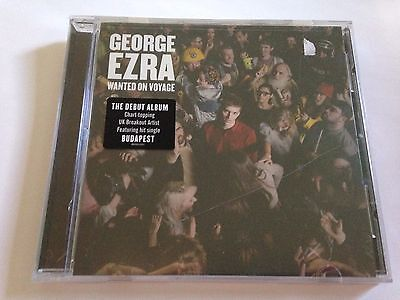 $12.98 • Buy George Ezra - Wanted On Voyage (Jun-2014, Columbia (USA) NEW CD