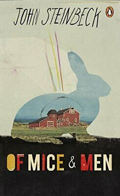 £4.99 • Buy Of Mice And Men By Steinbeck, John Book The Cheap Fast Free Post