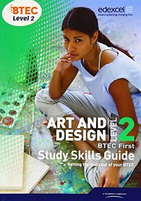 £2.34 • Buy BTEC Level 2 First Art And Design Study Guide By Dow, Victoria Book The Cheap
