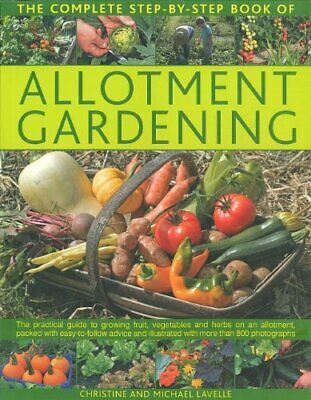 £3.99 • Buy Comp SBS Book Of Allotment Gardening By , Christine Book The Cheap Fast Free