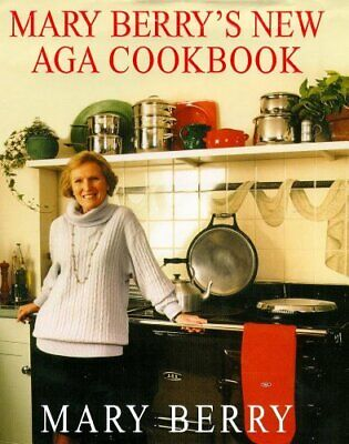 £12.99 • Buy Mary Berry's New Aga Cookbook By Berry, Mary Hardback Book The Cheap Fast Free