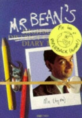 £3.59 • Buy Mr. Bean's Diary By Driscoll, Robin Paperback Book The Cheap Fast Free Post