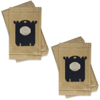 10 X S-Bag Vacuum Cleaner Hoover Dust Bags For Philips Zanussi Electrolux & AEG • 6.95£