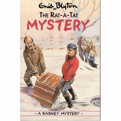 £7.49 • Buy The Rat-a-tat Mystery (Barney Mysteries) By Enid Blyton Paperback Book The Cheap