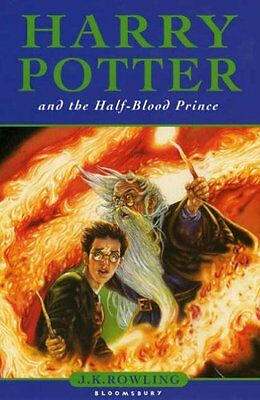 $ CDN6.54 • Buy Harry Potter And The Half-blood Prince: Children's Edition (Harry Potter 6) By