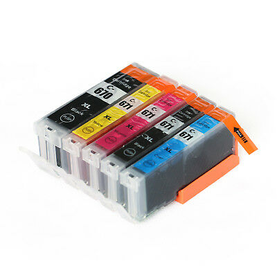 AU22 • Buy 10 X Compatible Ink PGI-670 XL CLI-671XL For Canon PIXMA MG5760 MG5765 MG5766