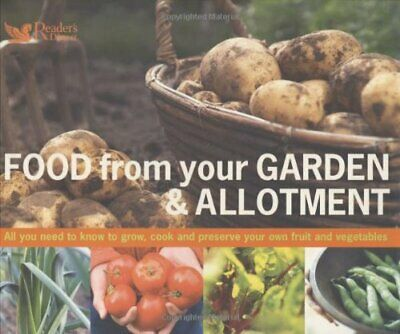 £5.49 • Buy Food From Your Garden And Allotment By Reader's Digest Paperback Book The Cheap