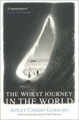£5.99 • Buy The Worst Journey In The World By Cherry-Garrard, Apsley Paperback Book The