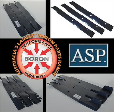 AU120.85 • Buy Ride On Mower Blades To Suit Kubota 72  60  54  48  44  & 40  Decks