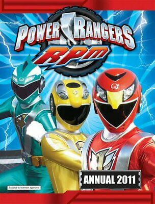 £4.49 • Buy Power Rangers RPM, Annual 2011 By Unknown Hardback Book The Cheap Fast Free Post