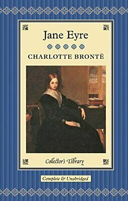Jane Eyre (Collector's Library) By Bronte, Charlotte Hardback Book The Cheap • 3.29£