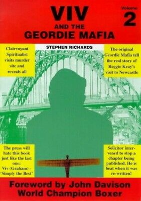 Viv And The Geordie Mafia: V.2: Vol 2 By Richards, Stephen Paperback Book The • 4.98£
