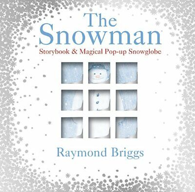 £6.49 • Buy The Snowman Storybook & Magical Pop-up Snowglobe By Briggs, Raymond Hardback The