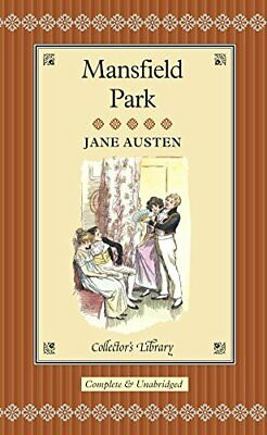 £3.99 • Buy Mansfield Park (Collector's Library) By Jane Austen Hardback Book The Cheap Fast