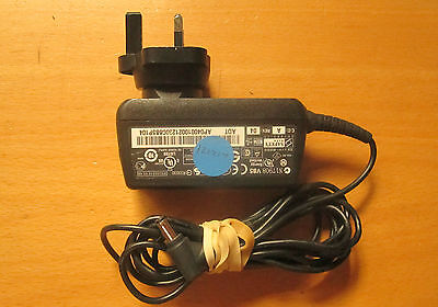 £13.99 • Buy Genuine Delta Laptop AC Adaptor Charger PSU ADP-40TH A 19V 2.15A For Acer