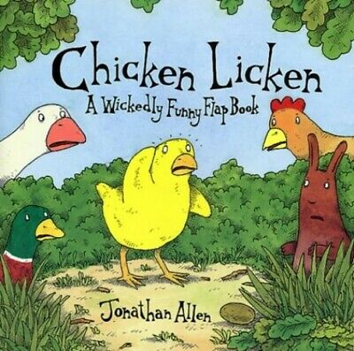 £3.59 • Buy Chicken Licken By Allen, Jonathan Paperback Book The Cheap Fast Free Post