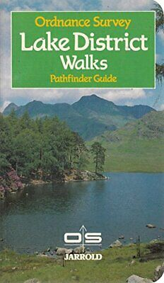 Lake District Walks (Pathfinder Guide) By Jarrold Paperback Book The Cheap Fast • 5.49£
