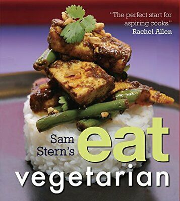 Sam Stern's Eat Vegetarian By Stern, Susan Paperback Book The Cheap Fast Free • 5.49£