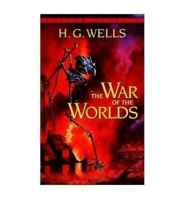 £3.99 • Buy The War Of The Worlds By H. G. Wells Book The Cheap Fast Free Post