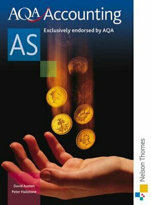 £3.29 • Buy AQA Accounting AS: Student's Book (Aqa As Level) By Peter Hailstone Paperback