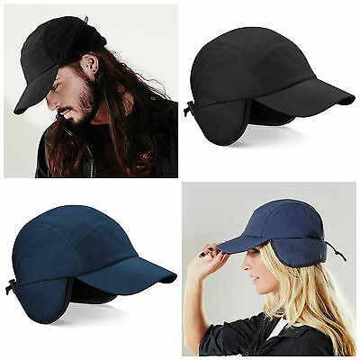 £15.75 • Buy Mountain Cap Waterproof Windproof Breathable Hiking Winter Hat With Ear Flaps