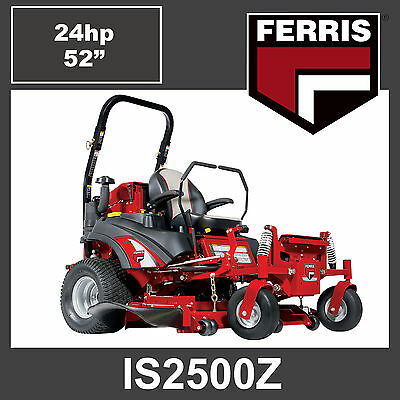 AU21499 • Buy Ferris IS2500Z Zero Turn Mower - 24hp Yanmar Diesel Engine, 52  Cut