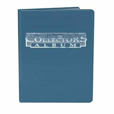 AU18.90 • Buy Ultra Pro 9 Pocket Blue Collectors Album Portfolio Folder 10 Pages 180 Cards