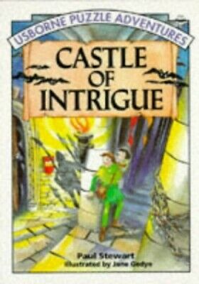 £8.49 • Buy Castle Of Intrigue (Usborne Puzzle Adventures S.) By Stewart, Paul Paperback The