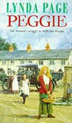 £3.49 • Buy Peggie: One Woman's Struggle To Fulfil Her Dreams... By Page, Lynda Paperback