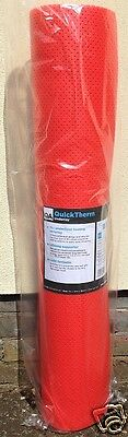 QuickTherm 1.8 Mm Underlay/PE Foam Underlay/Underfloor Heating/Laminate/Flooring • 66.87£